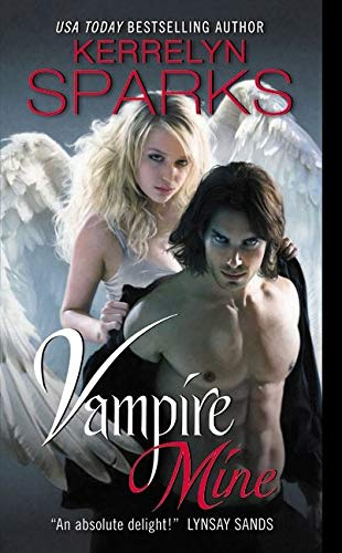 Vampire Mine: Sparks, Kerrelyn