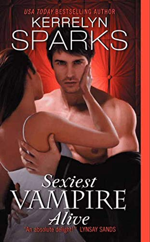 9780061958052: Sexiest Vampire Alive (Love at Stake)
