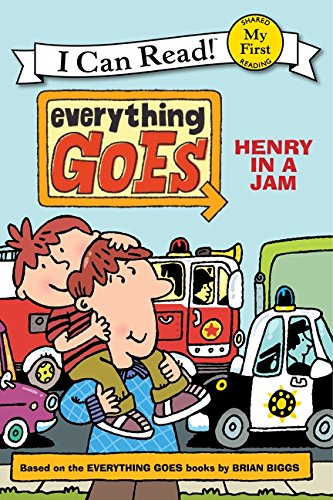 9780061958199: Everything Goes: Henry in a Jam (My First I Can Read - Level Pre1 (Hardback))