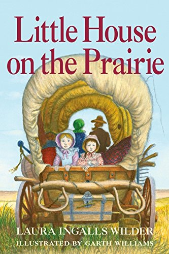 9780061958274: Little House on the Prairie (Full Color)
