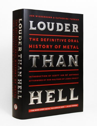 9780061958281: Louder Than Hell: The Definitive Oral History of Metal