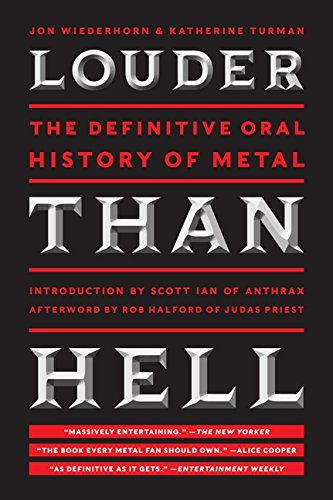 9780061958298: Louder Than Hell: The Definitive Oral History of Metal