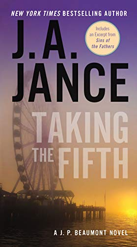 9780061958540: Taking the Fifth (J. P. Beaumont Novel)