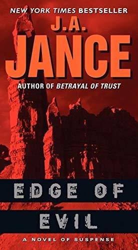 9780061958557: Edge of Evil: A Novel of Suspense (Ali Reynolds Mysteries)