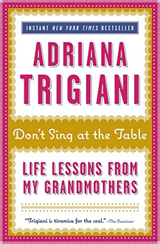 9780061958946: Don't Sing at the Table: Life Lessons from My Grandmothers