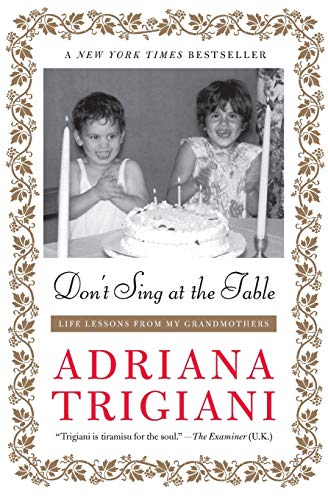 9780061958953: Don't Sing at the Table: Life Lessons from My Grandmothers