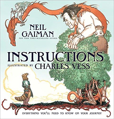 Instructions: Gaiman, Neil; Vess,