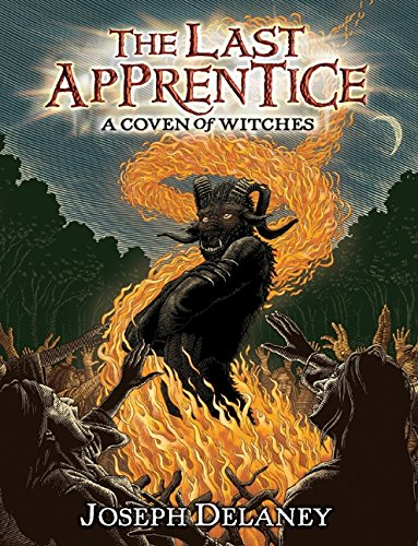 9780061960390: The Last Apprentice: A Coven of Witches