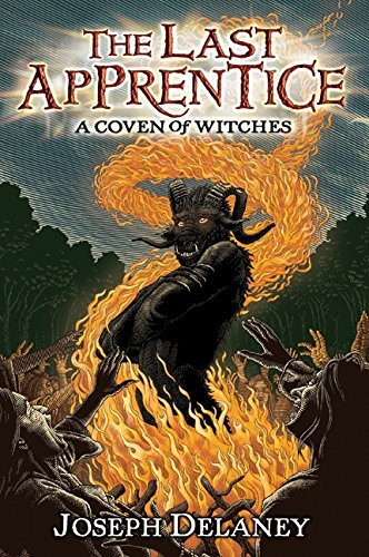 9780061960406: A Coven of Witches (Last Apprentice)