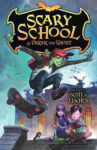 9780061960925: Scary School