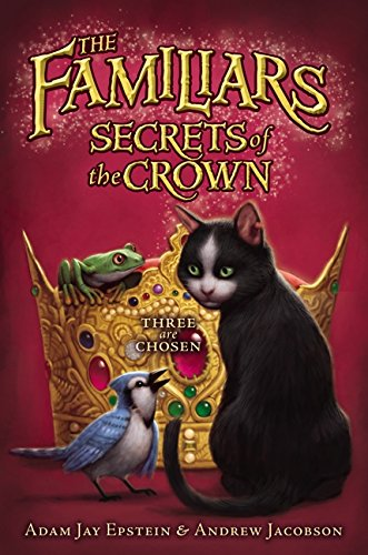 9780061961113: Secrets of the Crown (Familiars)