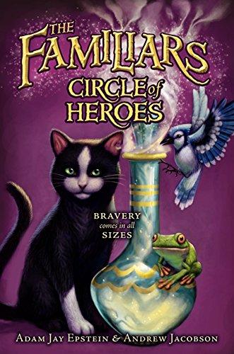 9780061961144: Circle of Heroes (Familiars)