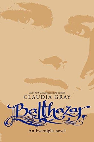 9780061961199: Balthazar: An Evernight Novel