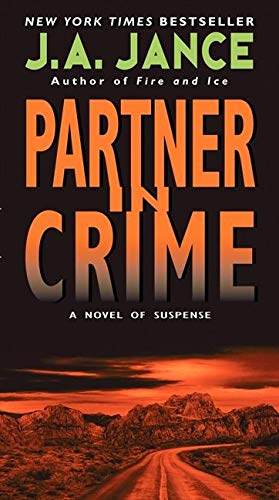 9780061961717: Partner in Crime (Beaumont and Brady Novels)