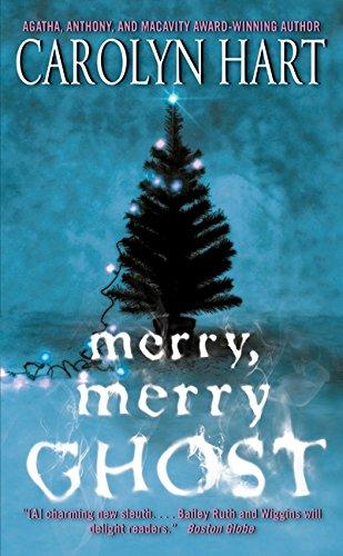 9780061962929: Merry, Merry Ghost (Bailey Ruth Raeburn)