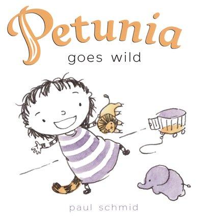 9780061963353: Petunia Goes Wild