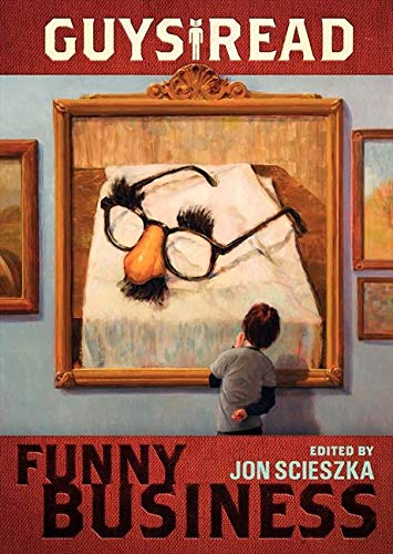 9780061963742: Funny Business (Guys Read)