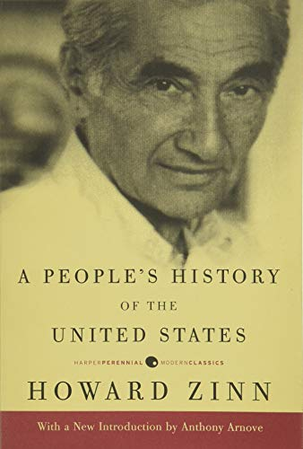 9780061965593: People's History of the United States, a Tie-In