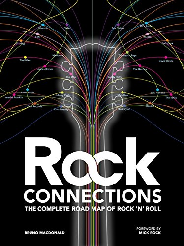 9780061966552: Rock Connections: The Complete Family Tree of Rock 'n' Roll
