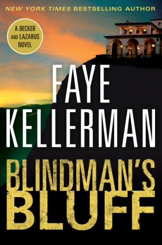 9780061968280: Blindman's Bluff (Decker/Lazarus Novels)