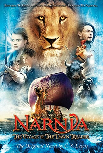 9780061969072: Chronicles of Narnia:The Voyage of the Dawn Treader Movie Tie-in Edition (digest)