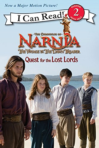 9780061969089: The Voyage of the Dawn Treader: Quest for the Lost Lords (Narnia)