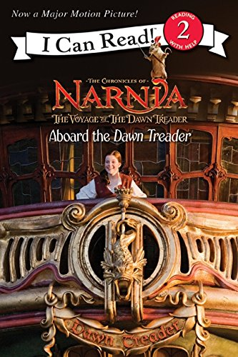 9780061969096: The Voyage of the Dawn Treader: Aboard the Dawn Treader (I Can Read. Level 2)