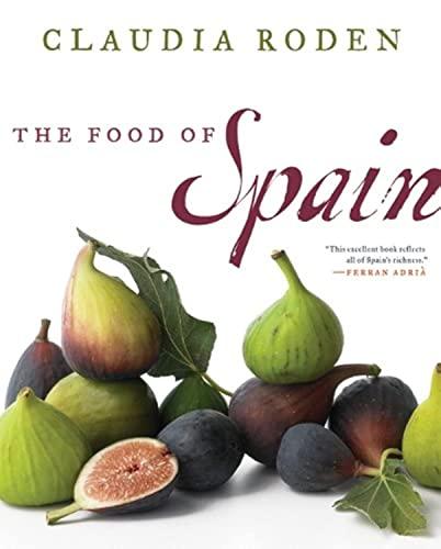 9780061969621: The Food of Spain