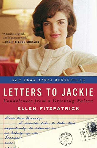 9780061969829: Letters to Jackie: Condolences from a Grieving Nation