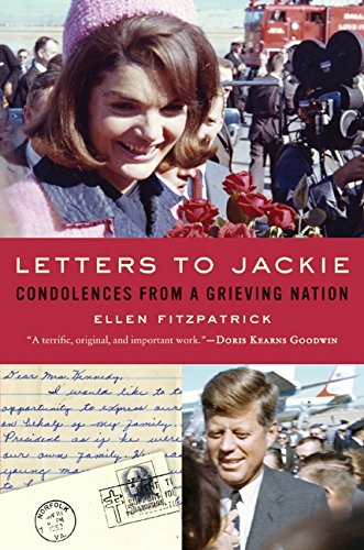 9780061969843: Letters to Jackie: Condolences from a Grieving Nation