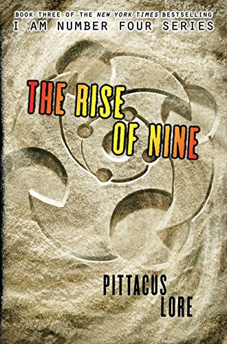 The Rise of Nine (I Am Number Four): Lore, Pittacus