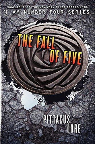 9780061974618: The Fall of Five (Lorien Legacies)