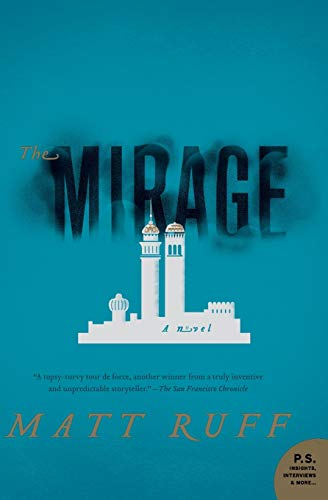 9780061976230: The Mirage: A Novel