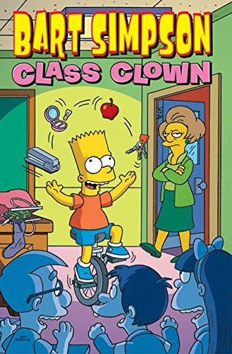9780061976292: Bart Simpson Class Clown (Simpsons Comic Compilations)