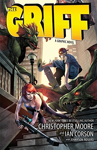 The Griff: Graphic Novel (Signed First Edition): CHRISTOPHER MOORE and Ian Corson