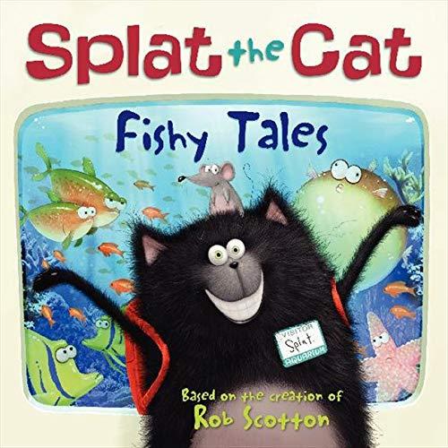 9780061978524: Splat the Cat: Fishy Tales