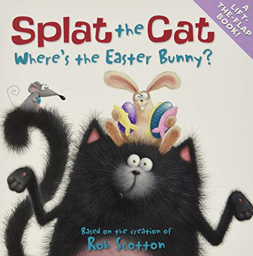 9780061978616: Splat the Cat: Where's the Easter Bunny?