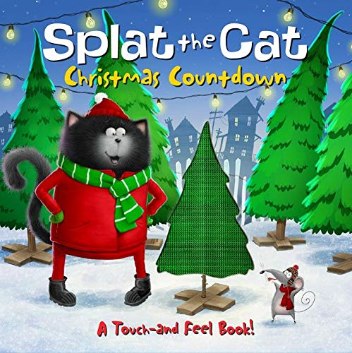 9780061978654: Splat the Cat: Christmas Countdown
