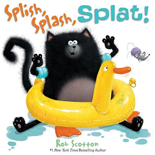 9780061978692: Splish, Splash, Splat! (Splat the Cat)