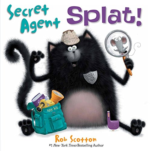 9780061978715: Secret Agent Splat! (Splat the Cat)