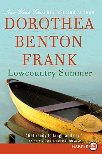 Lowcountry Summer LP: A Plantation Novel (A Plantation Sequel): Frank, Dorothea Benton