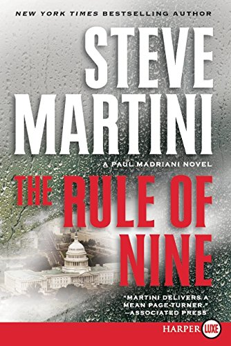 9780061979286: The Rule of Nine (Paul Madriani Series, No. 11)