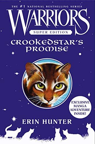 9780061980992: Warriors Super Edition: Crookedstar's Promise