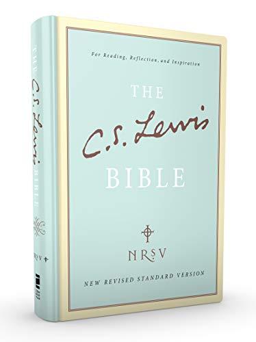 9780061982088: C.S. Lewis Bible-NRSV