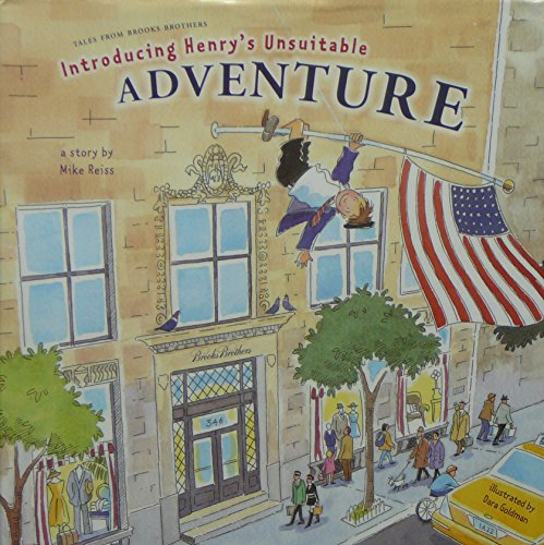 9780061985751: Introducing Henry's Unsuitable Adventure
