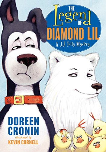 The Legend of Diamond Lil: A J.J. Tully Mystery (J. J. Tully Mysteries) (0061985783) by Cronin, Doreen
