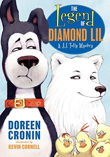 9780061985782: The Legend of Diamond Lil: A J.J. Tully Mystery (J. J. Tully Mysteries)