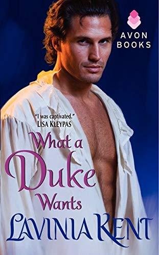 9780061986314: What a Duke Wants