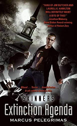 9780061986383: Extinction Agenda (Skinners)
