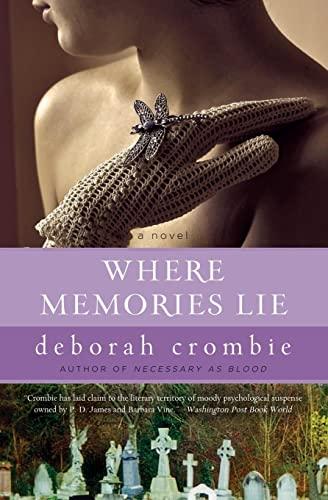 9780061986635: Where Memories Lie